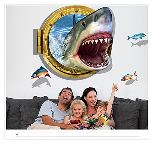 3d-three-dimensional-wall-stickers-shark-creative-personality-living-room-sofa-bedroom-wall-stickers