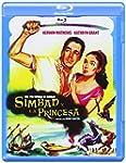 Simbad y la princesa BD [Blu-ray]