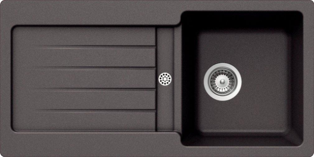 Schock TYPD100SUGIN Typos D100S Unterbauspüle, inox  BaumarktKundenberichte und weitere Informationen