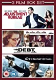 The Adjustment Bureau/The International/The Debt [DVD]
