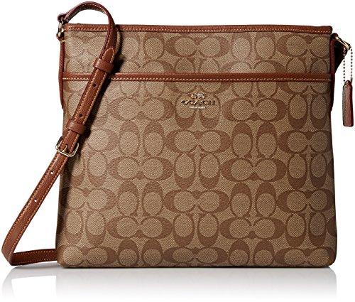 coach-signature-coated-canvas-file-bag-in-khaki-saddle-brown