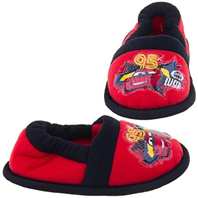 Favorite Characters Disney Cars Slipper 2 Red