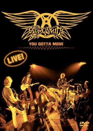 Aerosmith - You Gotta Move - Zortam Music