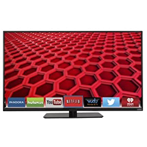 VIZIO E400i-B2 40.0-Inch 1080p 120Hz Smart LED HDTV (Black) from VIZIO