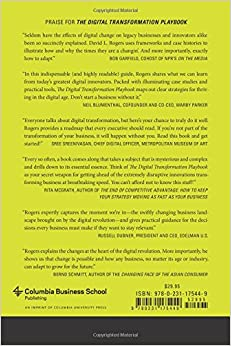 Amazon.com: The Digital Transformation Playbook: Rethink