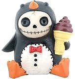 Furry Bones Pen Pen Penguin Statue