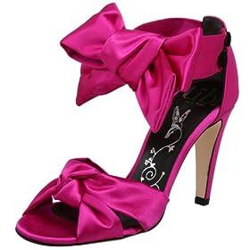 Tibi Women's Heathcliff Ankle Wrap Sandal