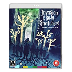 Invasion of the Bodysnatchers [Blu-ray]