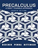 img - for Precalculus: A Right Triangle Approach (4th Edition) book / textbook / text book