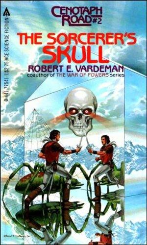 Sorcerer's Skull (Cenotaph Road #2)