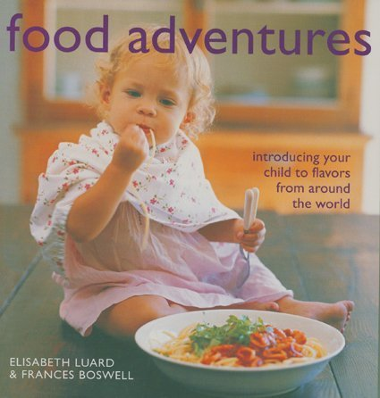Food Adventures: Introducing Your Child to Flavors from Around the World