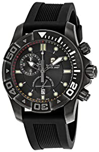 Victorinox Swiss Army Men's 241421 Dive Master Black Dial Watch by Victorinox Swiss Army