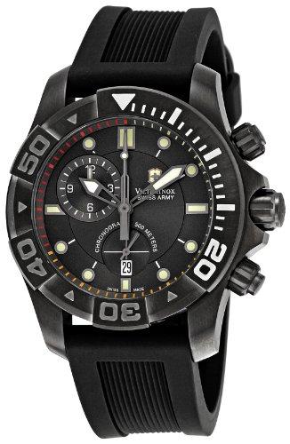 Victorinox Swiss Army Men's 241421 Dive Master Black Dial Watch