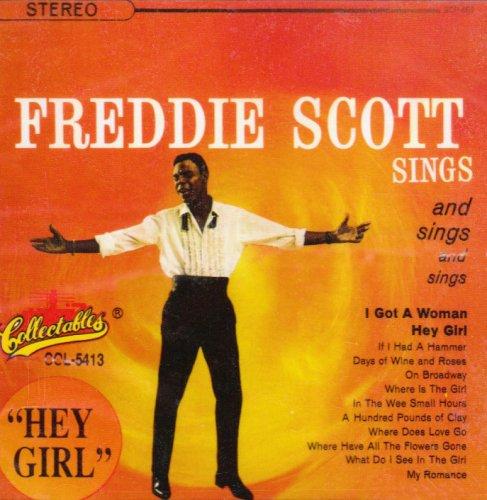 Freddie Scott - Sings And Sings And Sings - Zortam Music