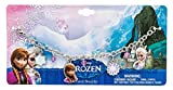Disney Frozen Elsa and Anna Charm Bracelet-4 Charms