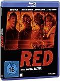 RED - Älter. Härter. Besser [Blu-ray]