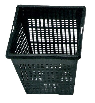 Bermuda Pond Planting Basket Square Mini 11 x 11cm