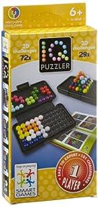 Smart - IQ Puzzler, juego de ingenio de viaje con retos progresivos (51324)
