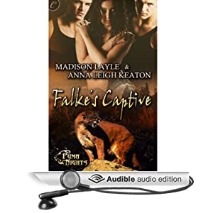 Falke's Captive - Anna Leigh Keaton ,Madison Layle