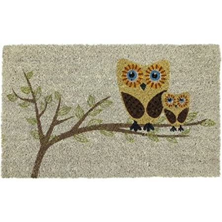 Accent Your Doorway With This Colorful And Affordable Doormat. This Mat Is  Hand Stenciled With Permanent Fade Resistant Dyes
