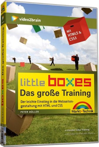 Das-groe-Little-Boxes-Video-Training-Webseiten-gestalten-mit-HTML-CSS
