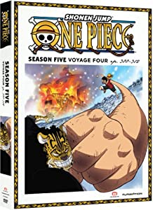 One Piece: Season 5, Voyage Four