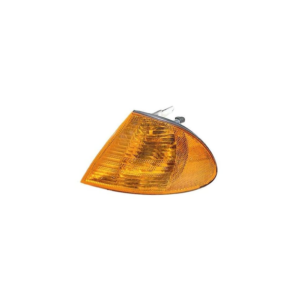 Depo 344 1504L US BMW 7 Series Driver Side Replacement Parking/Signal Light Unit