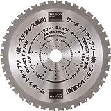 TRUSCO サーメットチップソー 135X30P TSS13530N