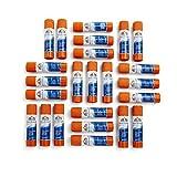 Elmers Extra Strength Office Glue Sticks, 0.28 Ounces Each, White, 24 Sticks per Pack (E554)