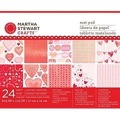 Martha Stewart Crafts Valentine Mat Pad