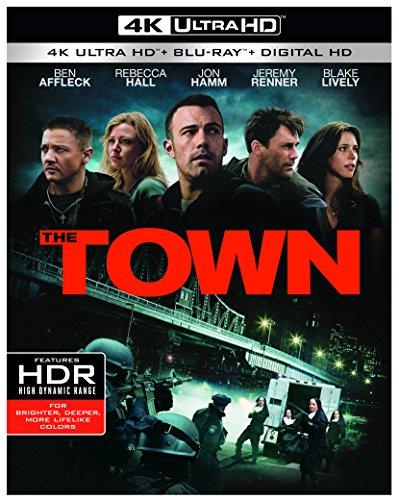 ザ・タウン<4K ULTRA HD&ブルーレイセット>[Ultra HD Blu-ray]