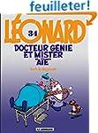 L�onard, tome 34 : Docteur G�nie et M...