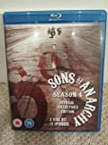 Sons of anarchy blu ray box set season 4
