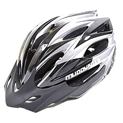 Muddyfox Mens Womens MTB Helmet Cycle Cycling Safety by Muddyfox