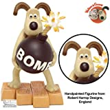 Gromit and The Bomb - Wallace and Gromit - A Matter Of Loaf & Death - Limited Edition 1,000 - Robert Harrop Designs