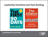 img - for Leadership Transitions and Team Building: Leadership Collection (2 Books) book / textbook / text book