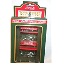 Coca-cola Town Square Collection - Park Bench