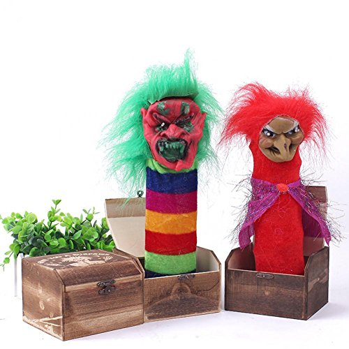 Sea Love A Tricky Play Out Evil Funny Scary Horror Novel Quirky Gifts Jump To Pop Up Wooden Box