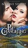 Psi-Changeling, T9 : Passions exaltées
