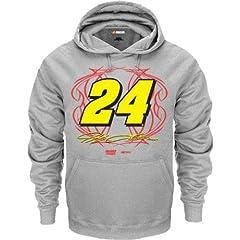 Jeff Gordon CFS NASCAR Spring 2013 Hooded Sweatshirt (XX-Large) by Checkered Flag