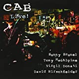 CAB Live (Double CD Set) by Cab (2009)