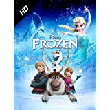 Frozen (Plus Bonus Features) [HD] 2013 PG