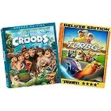 Croods & Turbo 3D Blu-ray Bundle