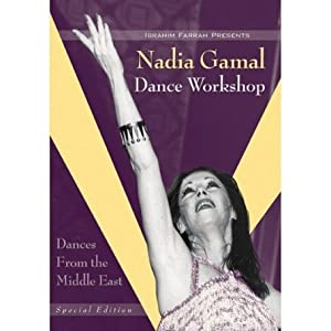 Nadia Gamal: Dances from the Middle East