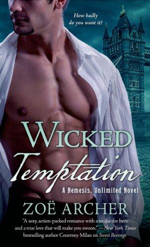 Zoë Archer - Wicked Temptation
