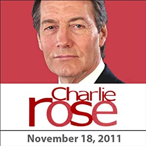 Charlie Rose: Mohammad Javad Larijani, November 18, 2011 Radio/TV Program