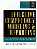 Effective Competency Modeling plus Reporting (With CD-ROM)