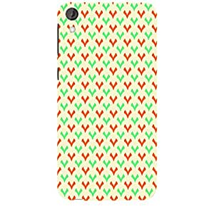 Skin4gadgets RETRO PATTERN 37 Phone Skin for HTC DESIRE 820