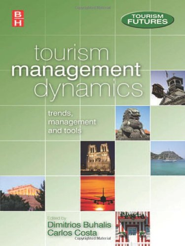 Tourism Management Dynamics (Tourism Futures)