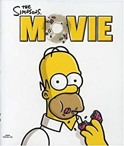 Cover of &quot;The Simpsons Movie (Widescreen ...
